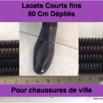 courts fin chaussures ville
